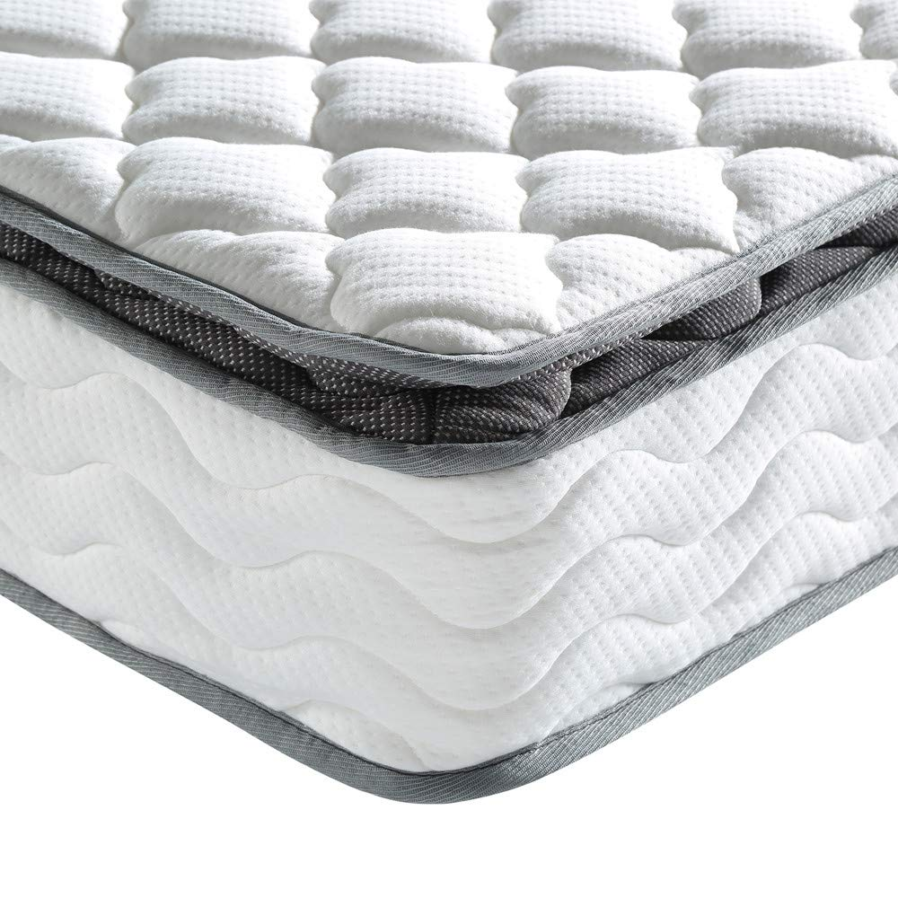 Classic Brands Serena Pillow Top Innerspring 10-Inch Mattress Review