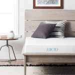 LUCID 5 Inch Gel Memory Foam Mattress Review