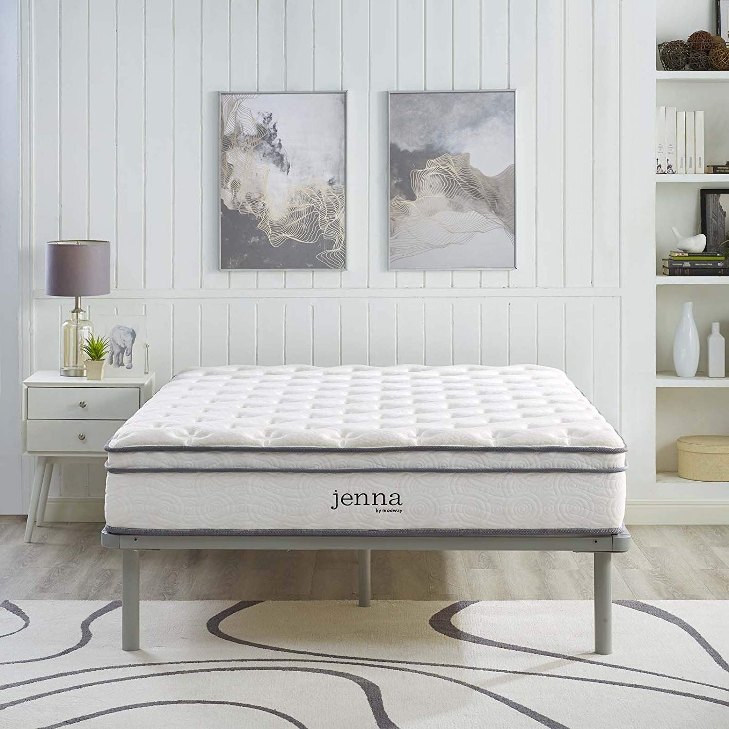 Modway Ultimate Quilted Innerspring Mattress Review