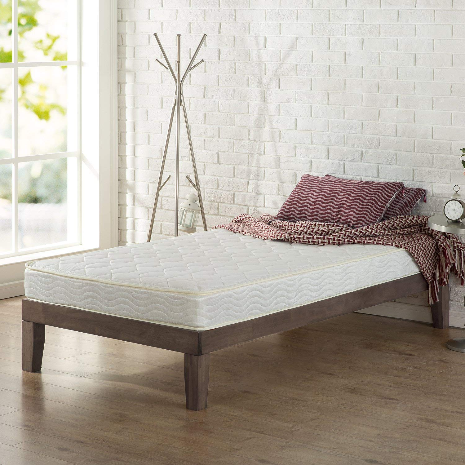 Zinus 6 Inch Spring Mattress Review