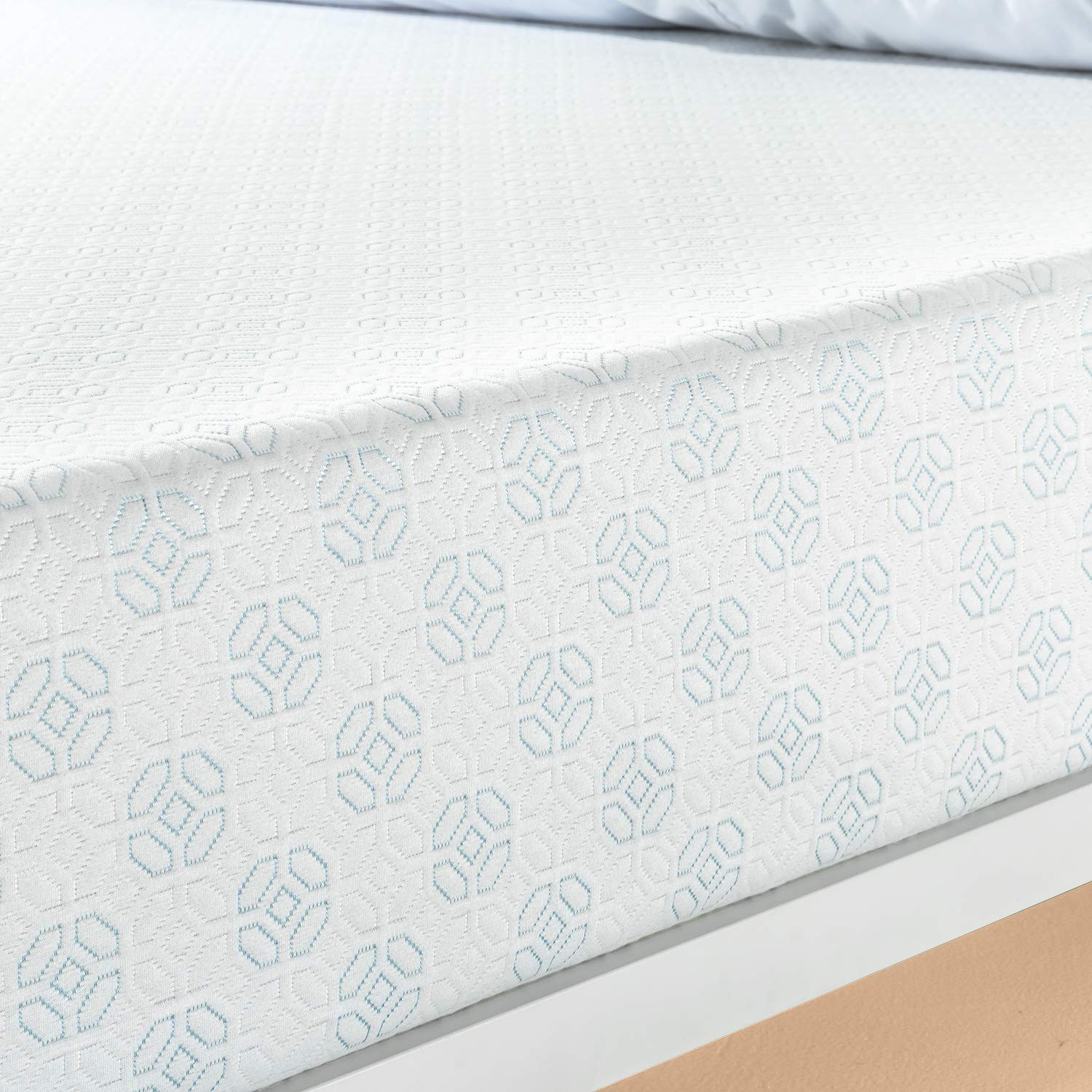 Zinus Gel-Infused Green Tea Memory Foam Mattress Review